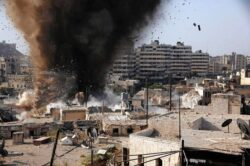Obama Pours Gas on the Mideast Fire
