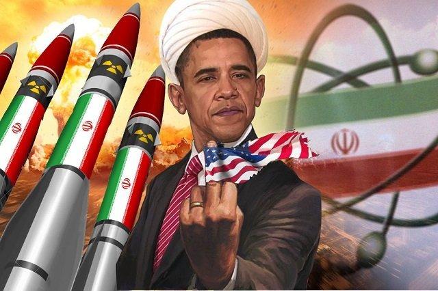 Obama Yields America to Iran, Khamenei Wields His Sword