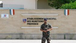 Plastic Explosives Stolen from French Military Base