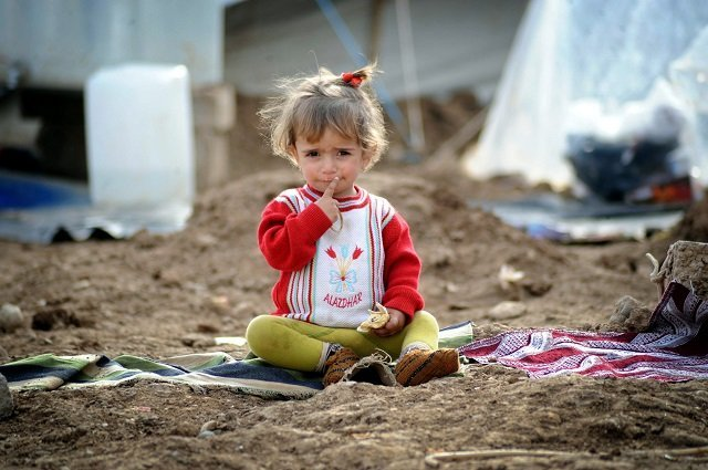 Sign Petition to Stand Up For the Children of Syria