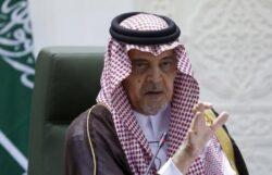 Saud al-Faisal Dies