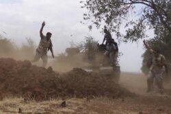 Syrian Moderates Escalate Attacks Against Assad in Daraa