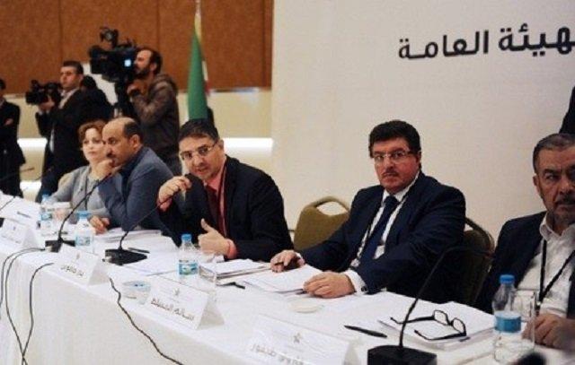 Syrian Opposition Groups Agree Assad Must Go