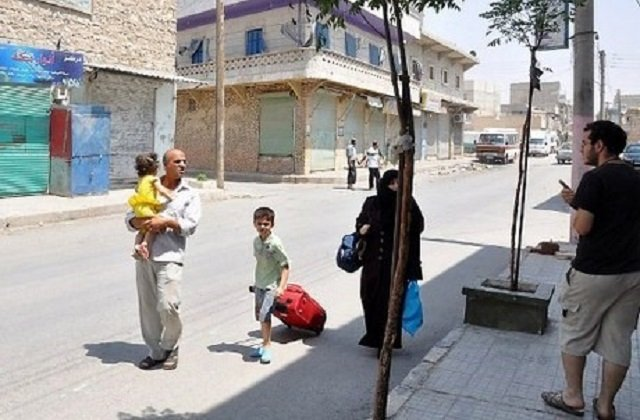 Syria's Aleppo Suffering Three-Week 'Water Crisis'