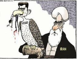 To Avoid Appearances Iran Controls Syria