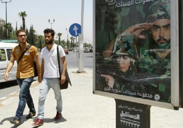 With Assad Army Collapsing, Government Urges People to Enlist