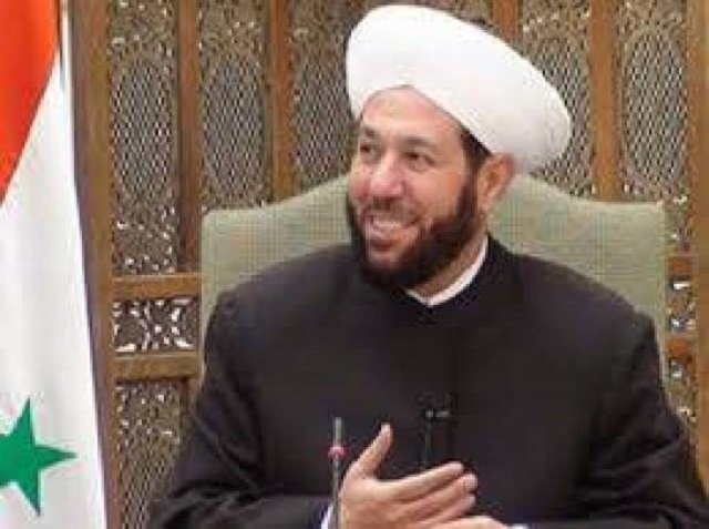 Barrel Bombs Mufti Attacked in Algeria