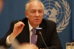 Former U.S. Ambassador: There Won't Be Peace in Syria Without Prosecution of Assad