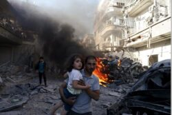 Heavy Syrian Civilian Toll Result of Terror Strikes