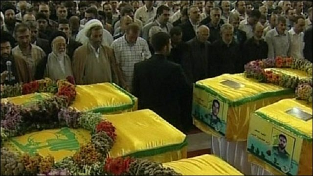 Hezbollah Audacity Knows No Bounds