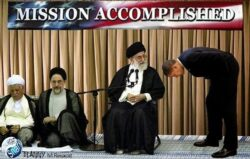 Iran Reminds Obama and Kerry Who is the Boss