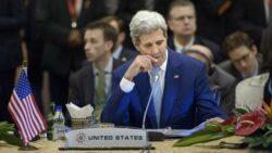 Is Kerry Laundering Assad Crimes?