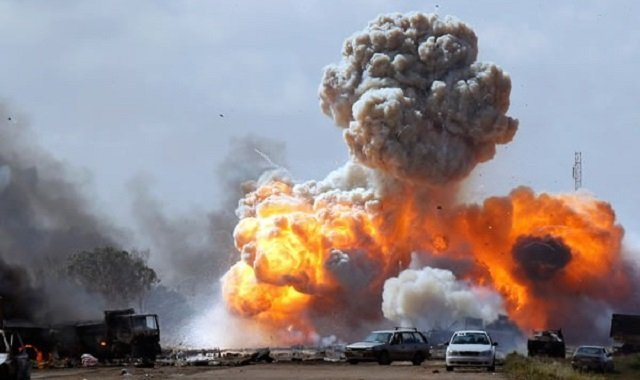 Obama Ignores Killing of Civilians or Kills Them Himself