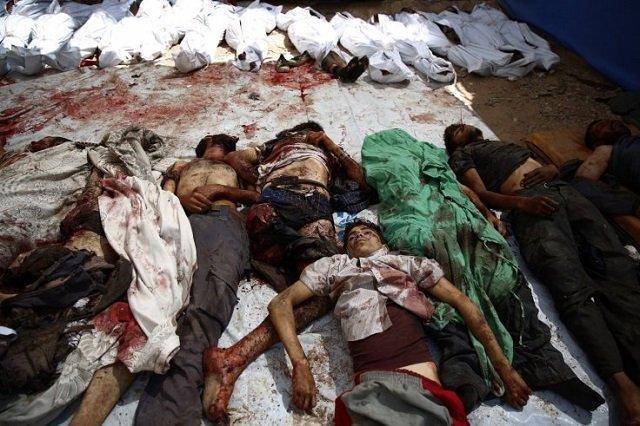 Rebels to Obama: Look at Douma carnage