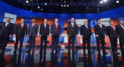 Scoring the Republican Debate