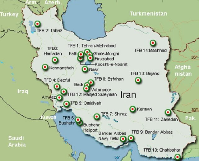 Are Iranian Military Bases Off-Limits to Inspection?