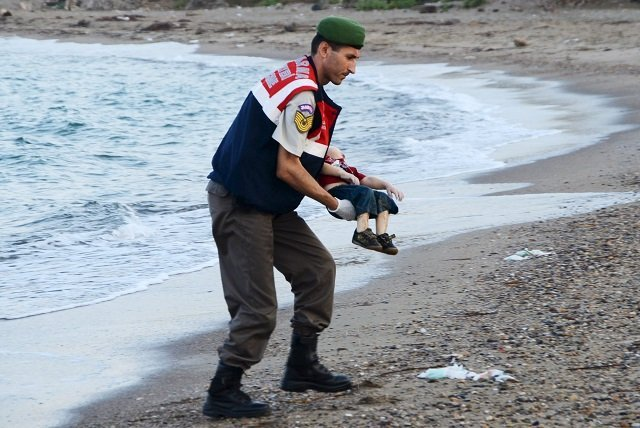 Dead Syrian Toddler May Save Thousands of Syrian Refugees