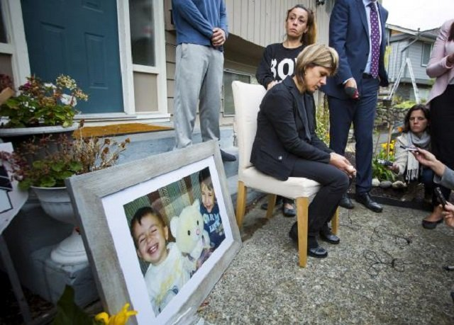 Drowned Syrian toddlers' family did not apply for Canada entry