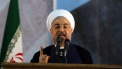 Iran Promises to Terrorize Anyone Standing in Its Way