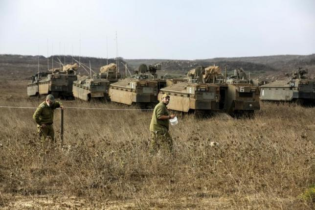 Israel Struck Syrian Army Sites, Russia or No Russia