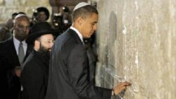 President Obama Should Stop His Jew Charade