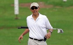 Putin Flexes His Muscles, Obama Cleans His Nine Iron