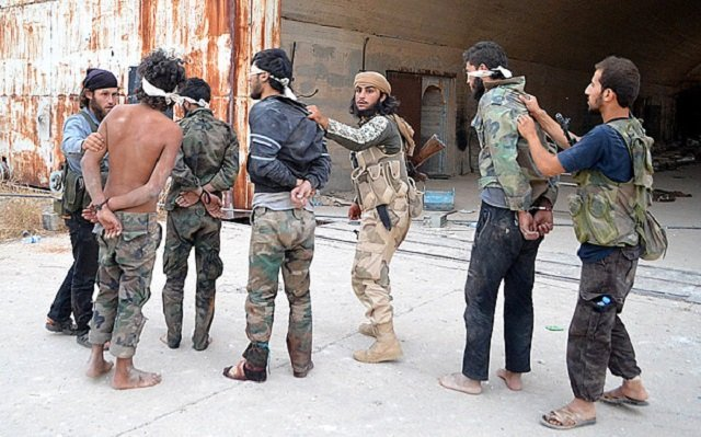 Rebels Executed 56 Assad Troops After Capture of Air Base