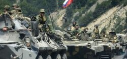 Russian troops join combat in Syria