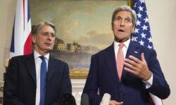 The Fairy World John Kerry and Philip Hammond Inhabit