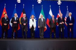 The Iran Deal and the Syrian refugee crisis