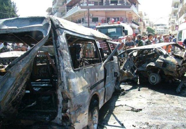 The War Arrives Latakia