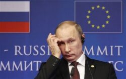 Where Are the Sanctions Against Russia for Invading Syria?