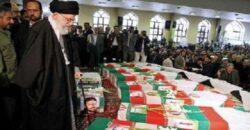 27 Dead IRGC Terrorists in One Week of Fighting