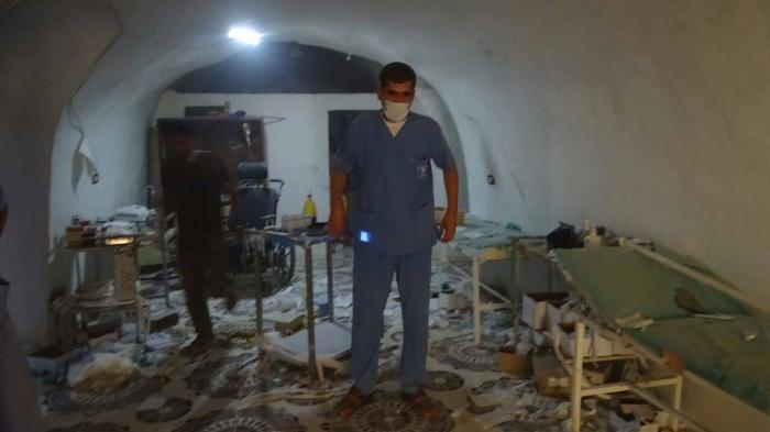 3 Syrian hospitals bombed since Russian airstrikes began, doctors say