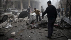 Assad Fires Missiles on Civilians, World Ignores His Crimes