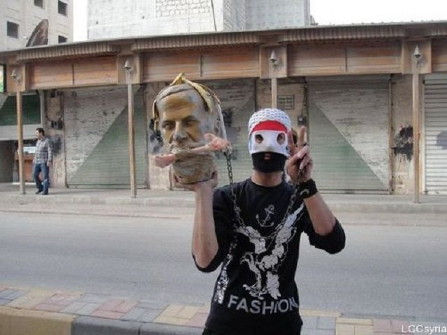 Bashar al-Assad is Syria's problem, not its solution