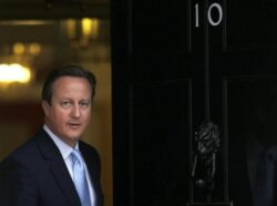 Cameron Says Russian Strikes a 'Terrible Mistake'
