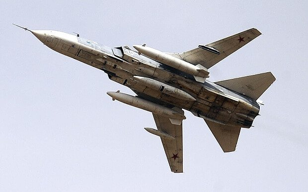 Harsh conditions are foiling Russian jets in Syria