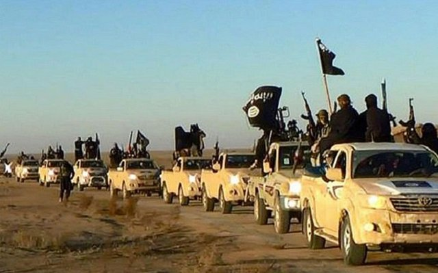 Has Russia Finally Decided to Strike ISIS?