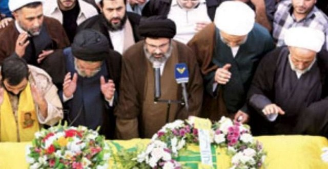 Hezbollah Internal Rifts Over Role in Syria