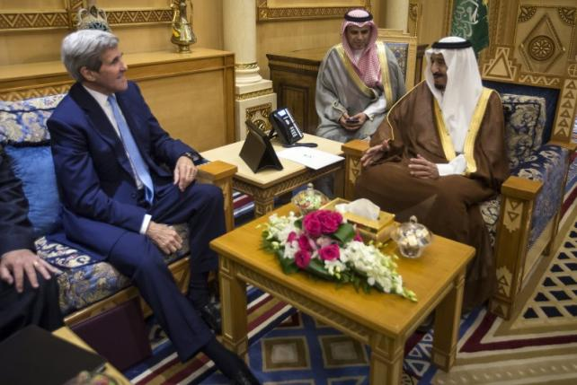 How Long Will John Kerry Stand Behind His Promises?