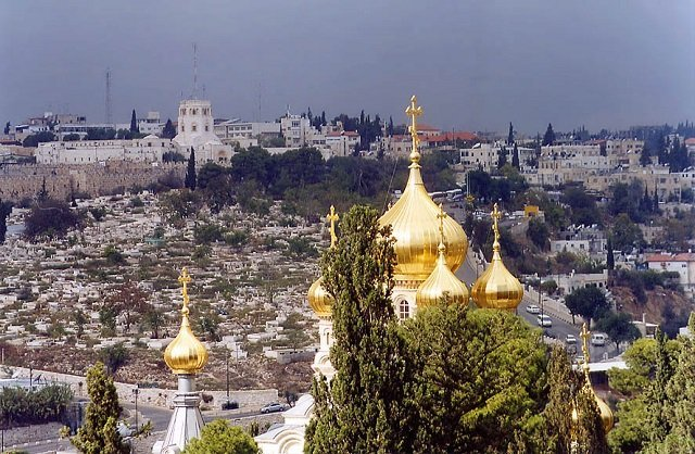In Putin's World Jerusalem is the New Constantinople