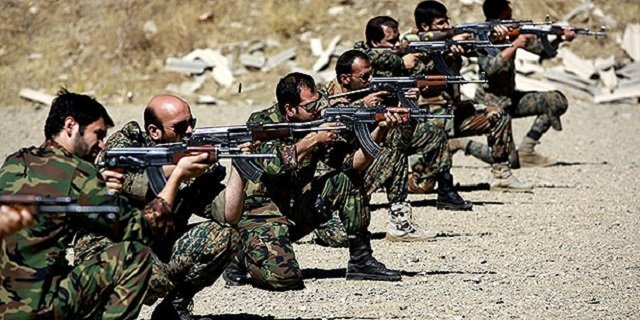 Iranian troops to join Syria war, Russia bombs group trained by CIA