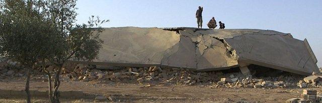 Kurds razing of villages amounts to war crimes