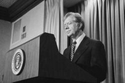 Missing Jimmy Carter