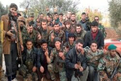 More Fighters Are Heading to Syria to Fight Russia