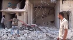 Russian Airstrikes Are Targeting Hospitals In Syria, Says Rights Group