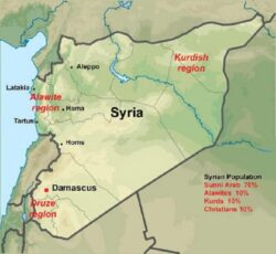 Splitting Syria May Multiply Anger and Terror