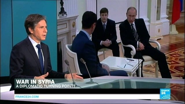 Staying Power Will Win Syrian Civil War