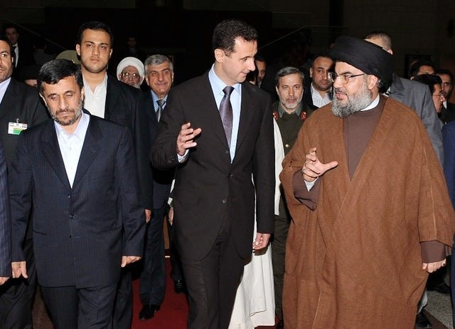 Syrians Are Caught Between Four Evils